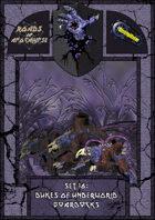 Roads of Apocalypse (4th ed.) - Set 16: Dukes of Underworld. Boardocks.