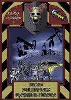 Roads of Apocalypse (4th ed.) - Set 20: Fuel templars Blackhead Piersers