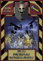 Roads of Apocalypse (4th ed.) - Set 22: Fuel templars Blackhead Fireters