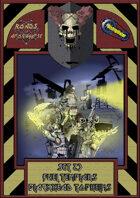Roads of Apocalypse (4th ed.) - Set 23: Fuel templars Blackhead Tophelms