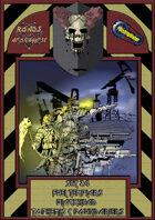 Roads of Apocalypse (4th ed.) - Set 24: Fuel Templars Blackhead Tophelms & boundariers