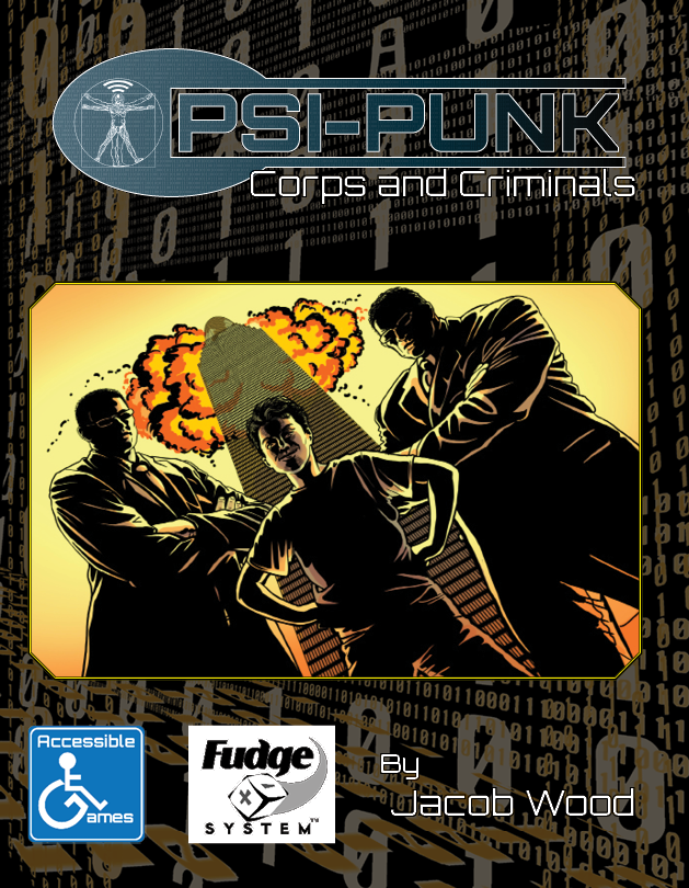 Psi-punk: Corps and Criminals