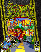 Monster Kart Mayhem: Family Affair