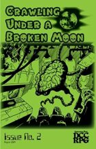 Crawling Under A Broken Moon fanzine issue #2