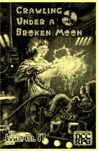 Crawling Under A Broken Moon fanzine issue #17 (DCC)