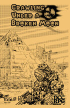 Crawling Under A Broken Moon fanzine issue #18 (DCC)