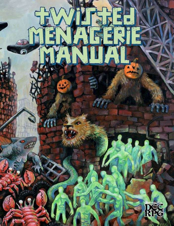 Twisted Menagerie Manual (DCC)