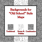"""Backgrounds for """"Old School"""" Style Maps"""