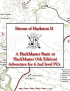 Heroes of Hackston II