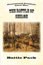 Command Combat: Civil War - The Battle of Shiloh Battle Pack
