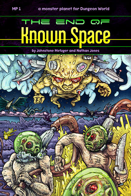 The End of Known Space