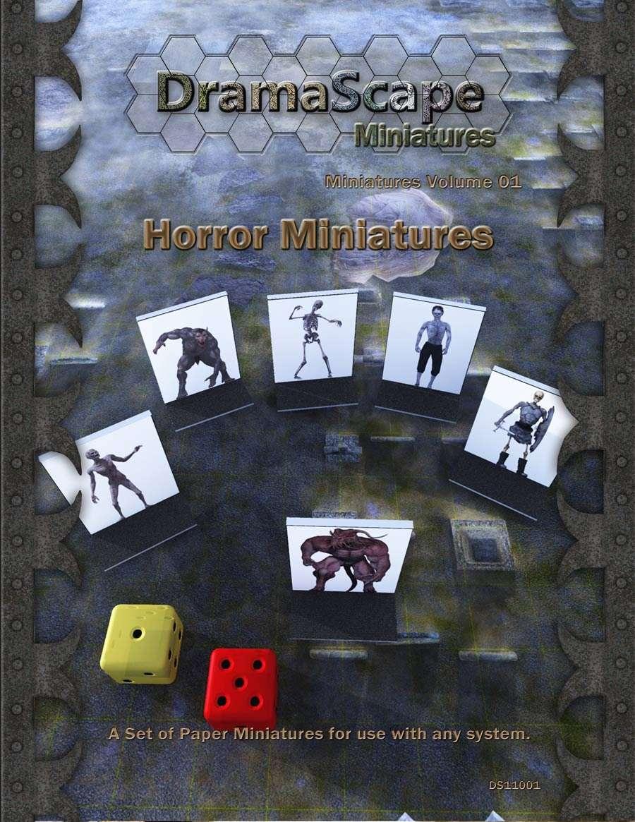 Horror Miniatures