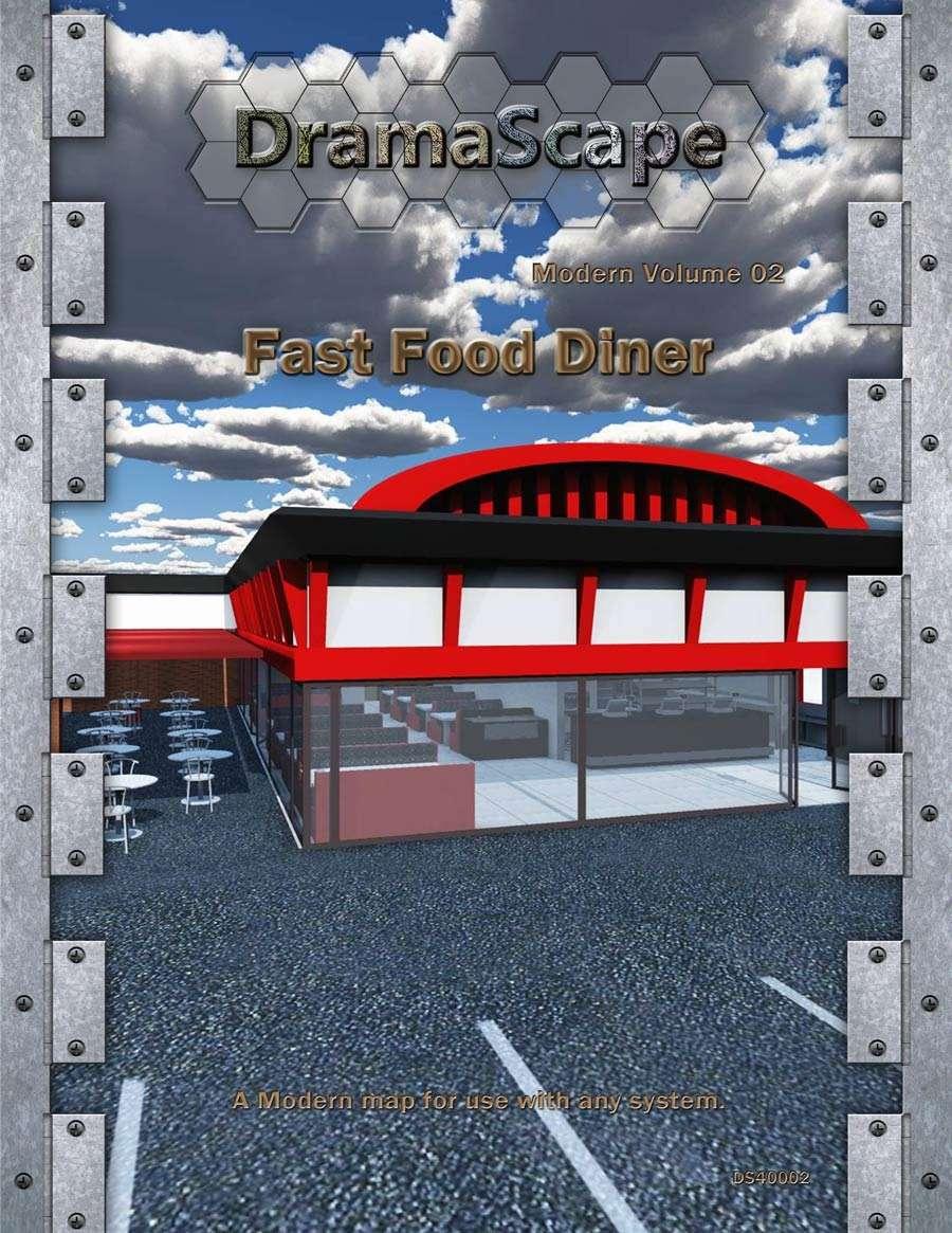 Fast Food Diner