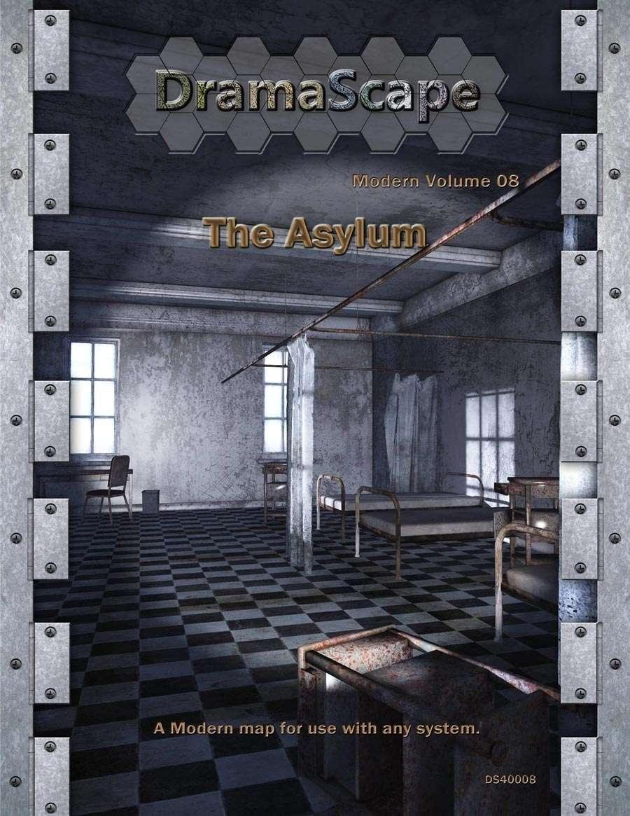 The Modern Asylum >> The Asylum Dramascape Modern Drivethrurpg Com