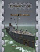 Above Decks Volume Three: Tramp Steamer