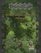 Virtual Tabletop Tokens Fantasy Vol 1