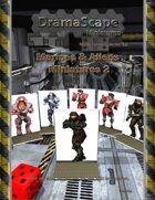 Marines & Aliens Miniatures 2