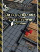 SciFi Floor Tiles Virtual Table Top Edition