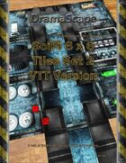 SciFi 6 x 6 Tiles Set 02 VTT Version