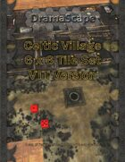 Celtic Village 6 x 6 Tiles VTT