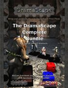 The Complete DramaScape [BUNDLE]