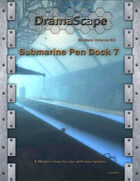 Submarine Pen Dock 7