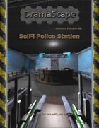 SciFi Police Station