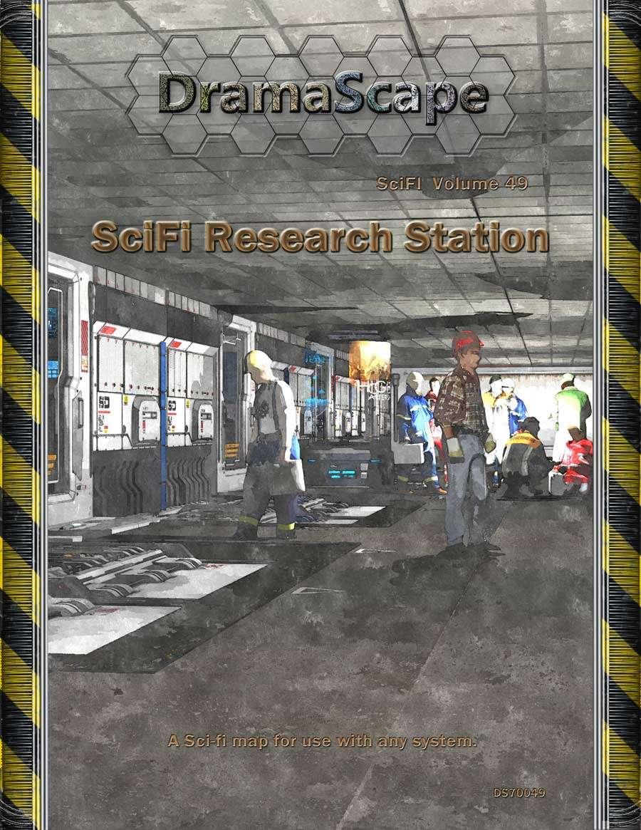 sci fi research
