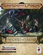 Shadowlands - The Gates of Tarina Adventure Module