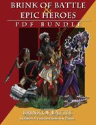 Epic Heroes Brink of Battle [BUNDLE]