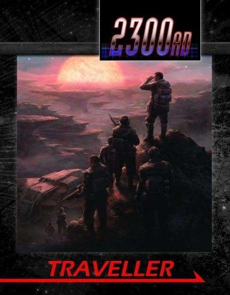 2300AD is Back!