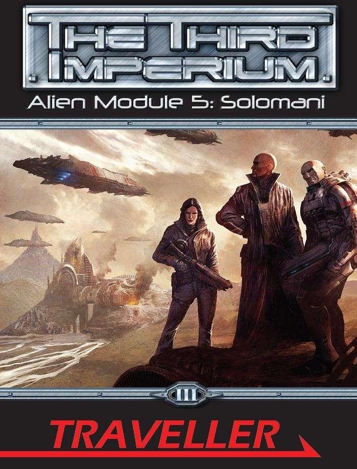Alien Module 5: Solomani