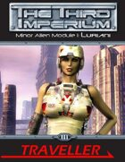 Minor Alien Module 1: Luriani