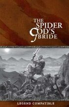 Legend: The Spider God's Bride