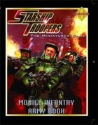 Mobile Infantry Army Book