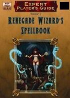 Renegade Wizard's Spellbook