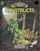 Encyclopaedia Arcane Constructs