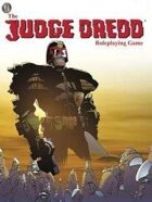 Judge Dredd Roleplaying Game