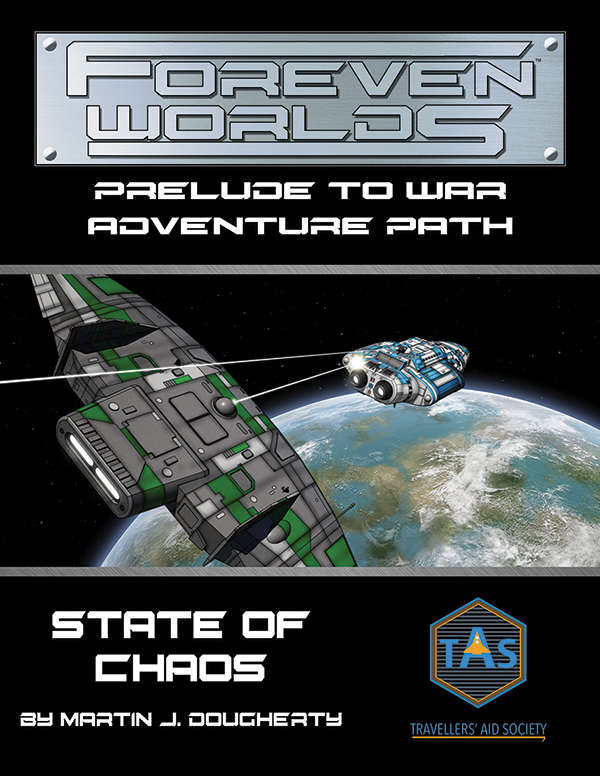 Prelude to War: State of Chaos