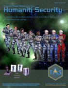 Traveller Paper Miniatures Vol. 1 Humaniti Security