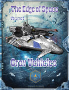 Edge of Space: Grav Vehicles