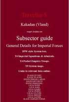 Kakadan Subsector - R U Ready 4 WAR?