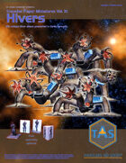 Traveller Paper Miniatures Vol. 11 Hivers