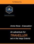 Annic Nova - Evacuation