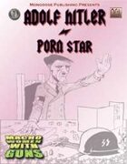 Macho Women With Guns: Adolf Hitler - Porn Star