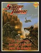 Starship Troopers: Miniatures Game (Hardback Edition)