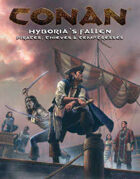 Hyboria's Fallen Pirates, Thieves and Temptresses