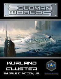 Solomani Worlds: Kurland Cluster (MGT 2e)