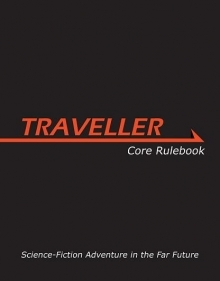 Traveller Main Rulebook