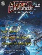 Signs & Portents Wargamer 26